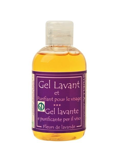 Gel lavant
