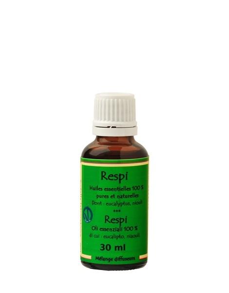 Mixture of essential oils