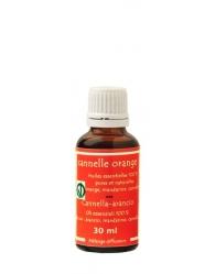 Cannelle orange Vegan Sydella