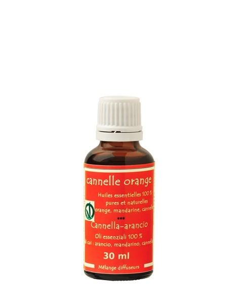 Cannelle orange Vegan Sydella